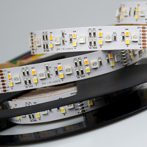 RGBW/Y+W+WW CCT dimmable strips