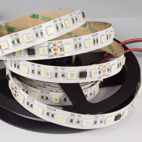 24V Addressable RGBW led strip